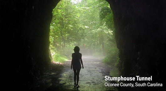 Stumphouse Tunnel - Walhalla SC