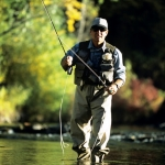 Fly Fishing on the Soque River in Batesville, Georgia