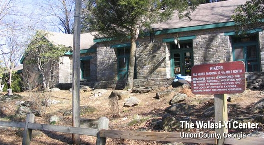 The Walasi-Yi Center - Blairsville GA
