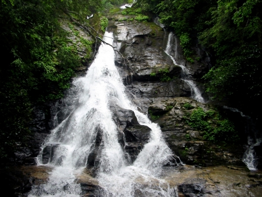 High Shoals Creek Falls – Hiawassee, Georgia