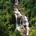 Whitewater Falls - Cashiers NC