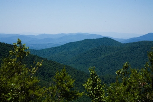Miller Trek Trails at Brasstown Valley Resort – Young Harris, Georgia