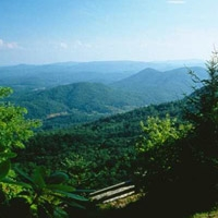 Black Rock Mountain State Park - Mountain City GA